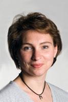 Portrait von Frau Helene Scherger