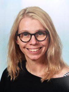 Portrait von Frau Denise Seegmüller